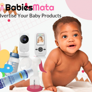advertise baby products