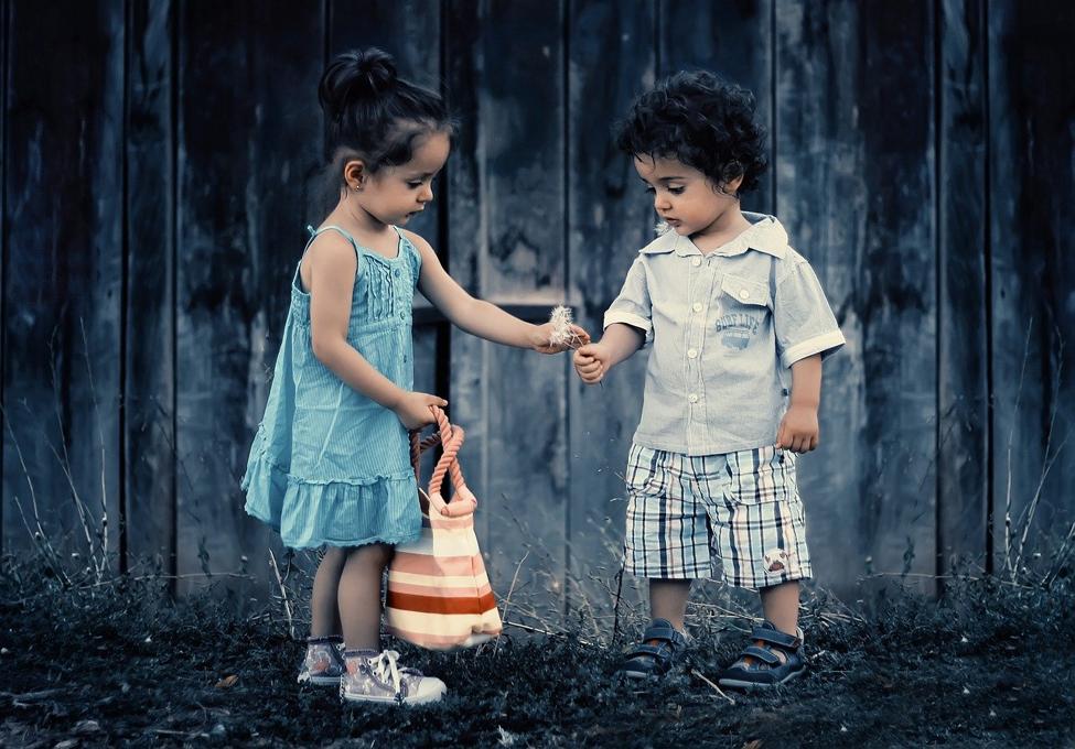 Build your children's social skill