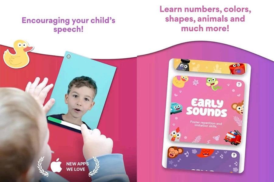 speech therapy app