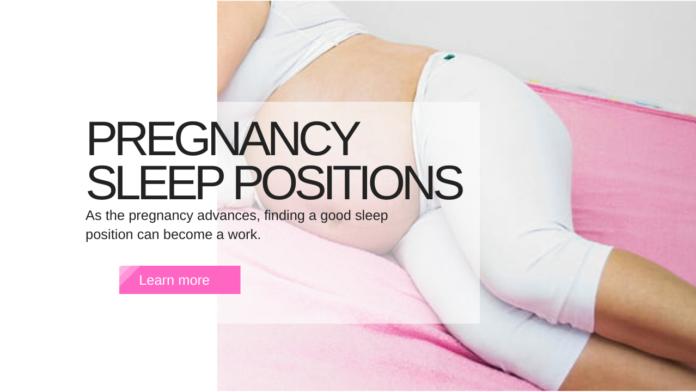 pregnancy sleep position